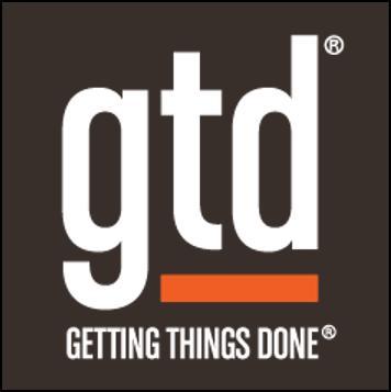 gtd metoden, getting things done