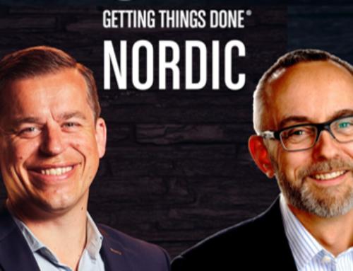 Podcast från GTD Nordic